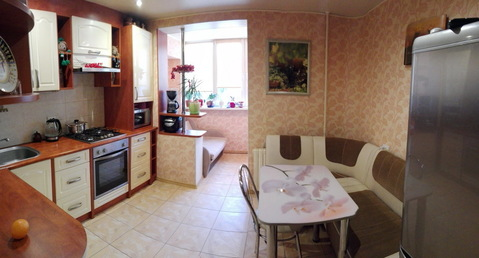 Просторная и удобная 1 к квартира в новом доме во Фрунзенском районе - Фото 1