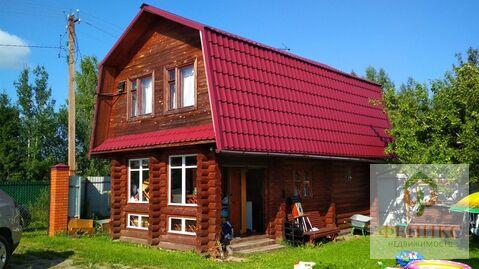 Дом-баня, массив Рубеж - Фото 2