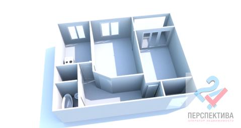 Продажа двухкомнатной квартиры, Купить квартиру в Ахтубинске, ID объекта - 322349899 - Фото 1