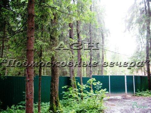 Пятницкое ш. 9 км от МКАД, Федоровка, Участок 20 сот. - Фото 1