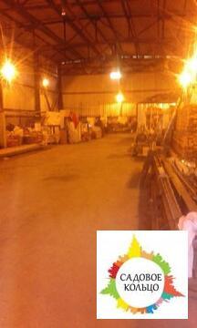Под склад, ангар из металлоконструкций, неотапл, выс.: 5 м, пол бетон - Фото 3