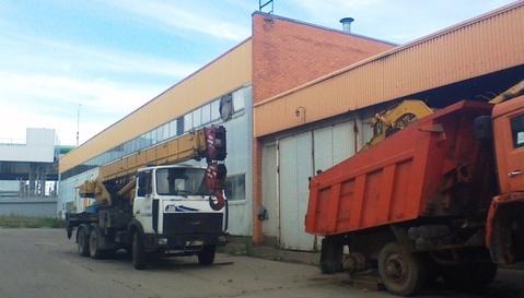 Производственно-складской комплекс 9263 м2 в д. Акулово Одинцовского р - Фото 3