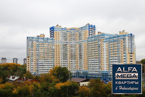 Военная 16 Новосибирск купить 2 комнатную квартиру - Фото 1
