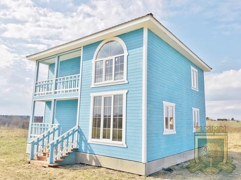 Новый дом 162 м2 в 120 км от МКАД по Ярославскому шоссе - Фото 2
