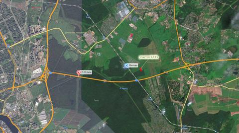 Продается 2,5 га земли на выезде из города по Мурманской трассе - Фото 5