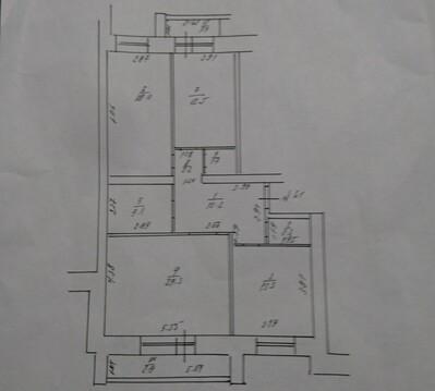 Ново Светлая 20 отличная трехкомнатная квартира со своей парковкой - Фото 2
