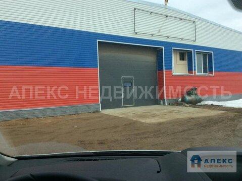 Аренда помещения пл. 1000 м2 под производство, Солнечногорск . - Фото 1