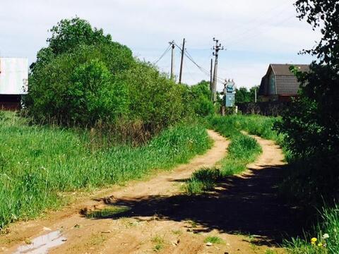 Недорого земельный участок 15 соток в тихой деревне Муравьево, Титово - Фото 4