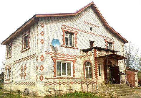 Дом 352 м2 на участке 10 сот. в Борском Районе. - Фото 5