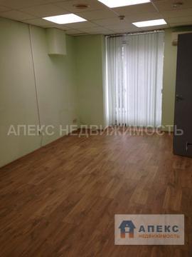 Аренда офиса 101 м2 м. Семеновская в административном здании в . - Фото 5