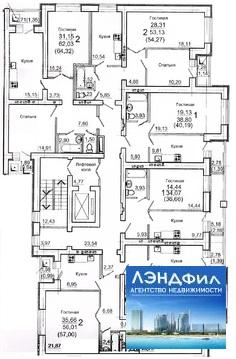 2 комнатная квартира, ул. Воскресенская, д.32 - Фото 4