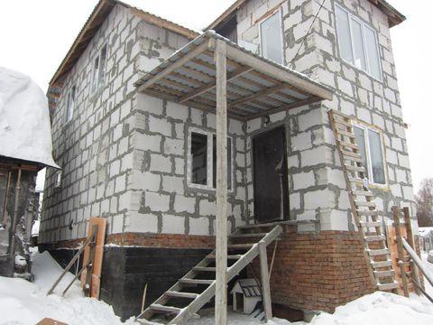 Продажа дома, Новосибирск, Ул. Автогенная - Фото 1