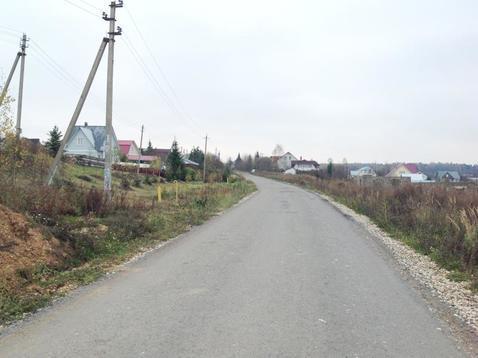 Участок в жилой деревне. - Фото 4