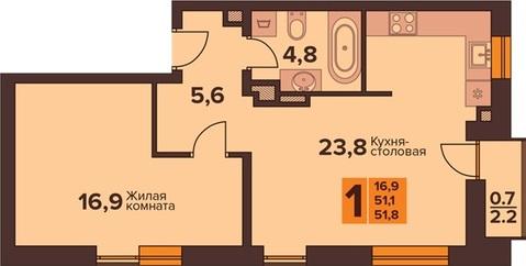 Продажа квартиры, Калининград, Ул. Генерала Толстикова - Фото 2