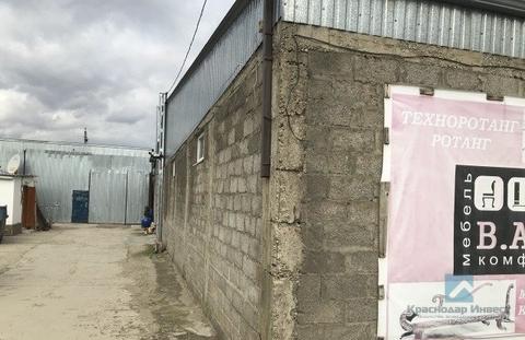Аренда склада, Краснодар, Ул. Центральная - Фото 2