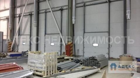 Аренда склада пл. 3000 м2 Видное Каширское шоссе в складском комплексе - Фото 3