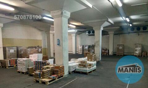 Сдается теплый склад на первом этаже, пандус под еврофуру, бесплатный - Фото 4
