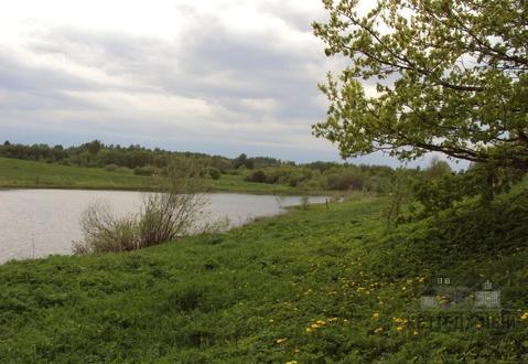Земельный участок, Маревский район, деревня Малое Дёмкино - Фото 1