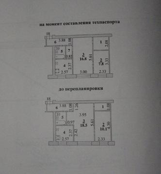 Продаётся 2к квартира по улице Макарова, д. 24 - Фото 2