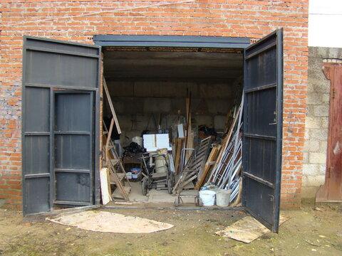 Продам 3х уровневый кирпичный гараж - Фото 4