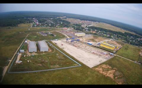 Промышленная земля 50 га около пос. Михнево, Ступинский район - Фото 5