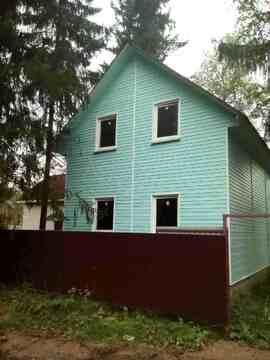 Купить дом из бруса в Солнечногорском районе г. Солнечногорск - Фото 1