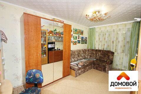 1-комнатная квартира новой планировки в п. Большевик, ул. Молодежная - Фото 1
