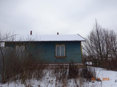 Часть жилого дома площадью 45 кв. м, в Тульская область, Заокский райо - Фото 1