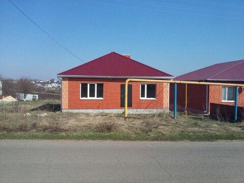 Дом под самоотделку, город Короча - Фото 1