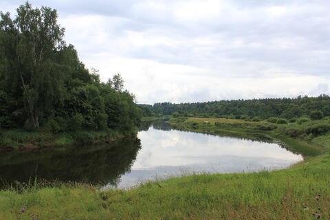 Участок на реке - Фото 1