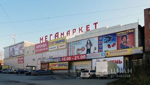 Аренда склада, Томск, Ул. Пушкина - Фото 1