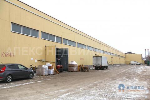 Аренда склада пл. 470 м2 м. Юго-Западная в складском комплексе в . - Фото 2