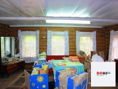 Бревенчатый дом в Егорьевском районе в д.Шувое - Фото 4