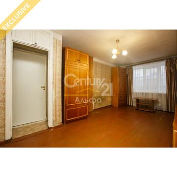 Продается 1 - комнатная квартира на пл. Гагарина, д. 2 - Фото 4
