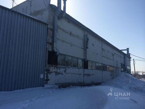 Продажа производственного помещения, Омск, Улица 36-я Северная - Фото 1