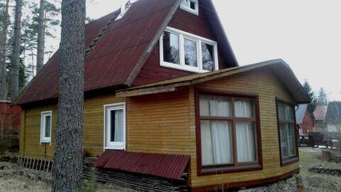 Дача 9 соток с домом 100 м2 в Приозерском р-не - Фото 2