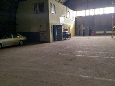 Производственно-складское помещение 537 кв.м. - Фото 4