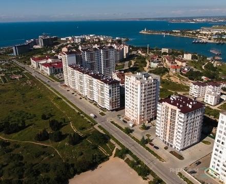 Продается 3-комнатная квартира ул. Парковая 12 в Севастополе - Фото 4