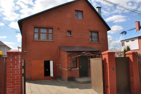 Продажа прекрасного дома 200 кв.м на уч-ке 6.5 сот, Москва, д.Пенино. - Фото 3