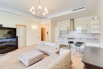 Продажа квартиры, Андреевская наб. - Фото 1