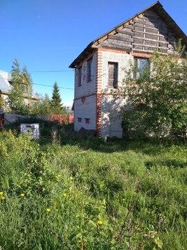 Продам садовый участок с кирпичным домом - Фото 3