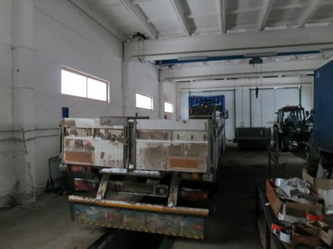 Сдам ангар обогреваемый под грузовой сервис - Фото 2