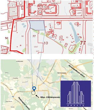Объявление №48476751: Продажа участка. Зеленоград