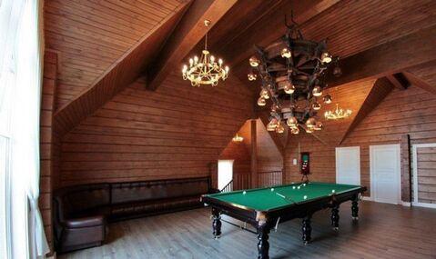 Двухэтажный коттедж с бассейном мкр Кола - Фото 1
