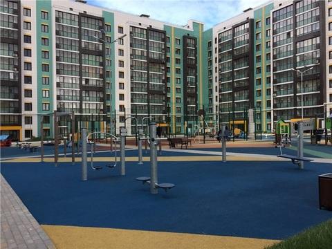 1-комнатная квартира, вжк аrt city по ул. Николая Ершова - Фото 1