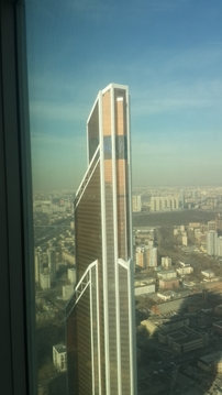 Сдается офис (апартаменты) 224 кв.м. на 67 этаже башни «Москва» . - Фото 2