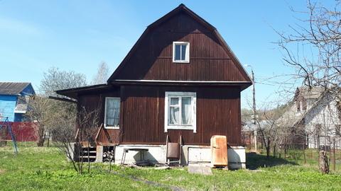 Дача 52кв.м. на 6 сотках недалеко от ж/д ст.Приокская, Заокский р-он - Фото 5