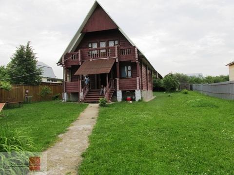 Дом 160 м2 на участке 12 соток, д. Какузево - Фото 2