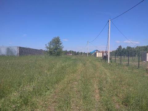 Земельный участок 15 соток в д. Савельево, Дмитровского района - Фото 4