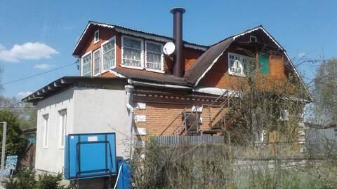 Продается: дом 130 м2 на участке 4 сот. - Фото 1